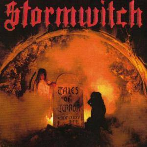 Stormwitch: Tales Of Terror - Cover