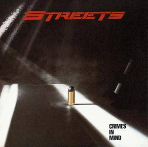 Streets: Crimes In Mind - Cover