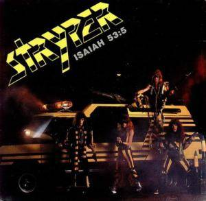 Cover - Stryper: Soldiers Under Command