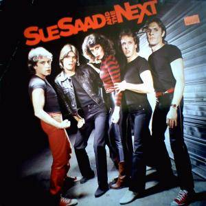 Sue Saad And The Next: Sue Saad And The Next - Cover