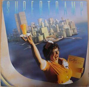 Supertramp: Breakfast In America (LP) - Bild 1