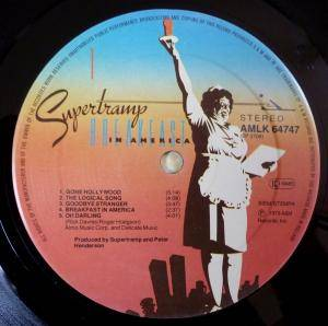 Supertramp: Breakfast In America (LP) - Bild 5