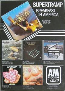Supertramp: Breakfast In America (LP) - Bild 8