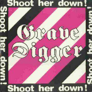 Grave Digger: Shoot Her Down - Cover