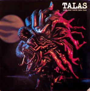 Talas: Sink Your Teeth Into That - Cover