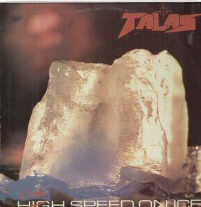 Talas: Live Speed On Ice - Cover