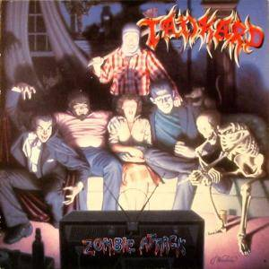 Tankard: Zombie Attack - Cover