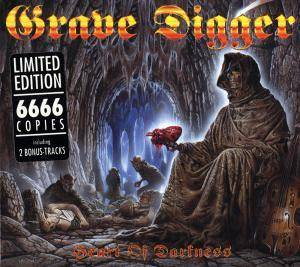 Grave Digger: Heart Of Darkness (CD) - Bild 1