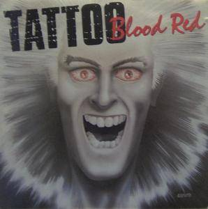 Tattoo: Blood Red - Cover