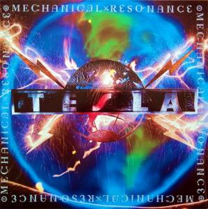 Tesla: Mechanical Resonance (LP) - Bild 1