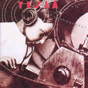 Tesla: Great Radio Controversy, The - Cover