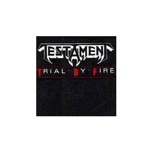 Testament: Trial By Fire - Cover