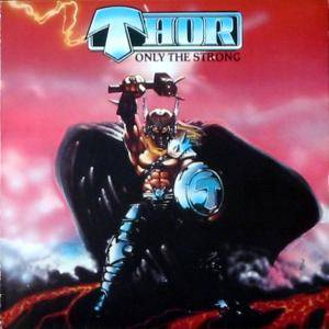 Cover - Thor: Only The Strong