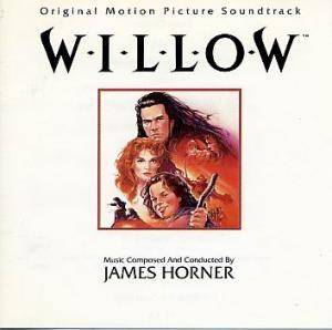 James Horner: Willow - Cover
