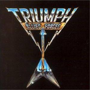 Triumph: Allied Forces (LP) - Bild 1