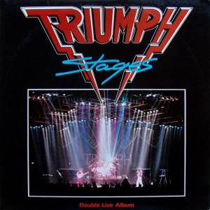 Triumph: Stages - Cover