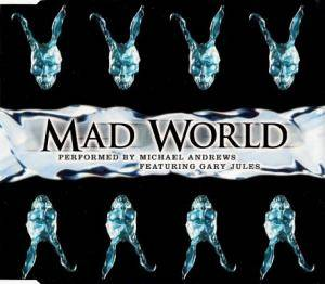 Michael Andrews: Mad World - Cover