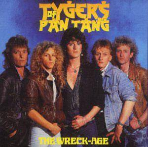 Tygers Of Pan Tang: Wreck-Age, The - Cover