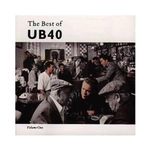 UB40: Best Of UB40 - Volume One, The - Cover