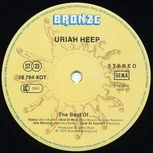 Uriah Heep: The Best Of... (LP) - Bild 2