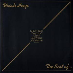 Uriah Heep: The Best Of... (LP) - Bild 1
