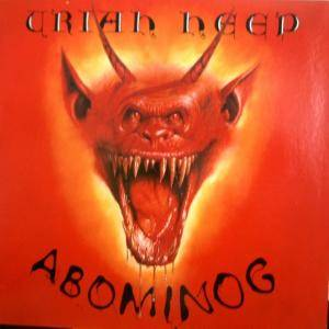 Uriah Heep: Abominog - Cover
