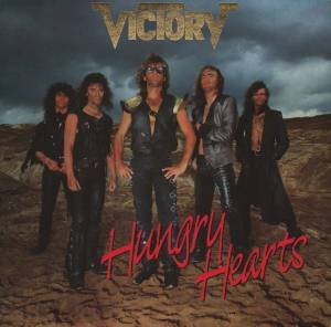 Victory: Hungry Hearts (LP) - Bild 1