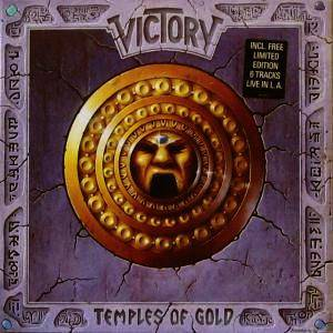 "Victory: Temples Of Gold (LP + 12"") - Bild 1"