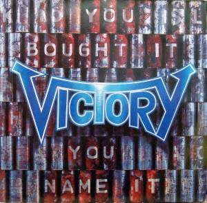 Cover - Victory: You Bought It - You Name It