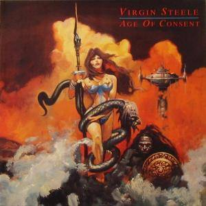 Virgin Steele: Age Of Consent (LP) - Bild 1