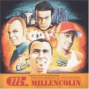Cover - Millencolin: Pennybridge Pioneers