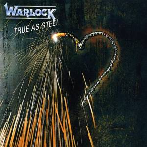 Warlock: True As Steel (LP) - Bild 1