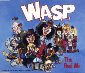 W.A.S.P.: Real Me, The - Cover