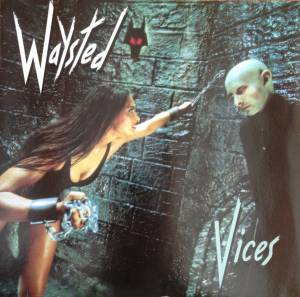 Waysted: Vices - Cover