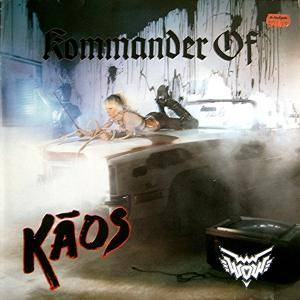Wendy O. Williams: Kommander Of Kaos - Cover