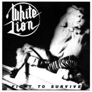 White Lion: Fight To Survive - Cover