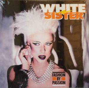 White Sister: Fashion By Passion - Cover