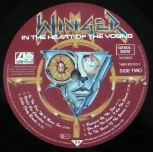 Winger: In The Heart Of The Young (LP) - Bild 4