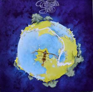 Yes: Fragile - Cover