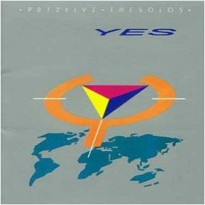 Yes: 9012Live - The Solos - Cover