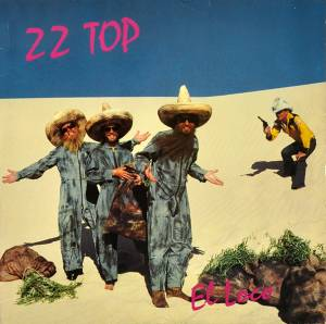 Cover - ZZ Top: El Loco