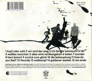 Die Toten Hosen: Zurück Zum Glück (CD) - Bild 2