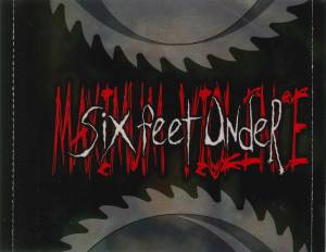 Six Feet Under: Maximum Violence (CD) - Bild 5