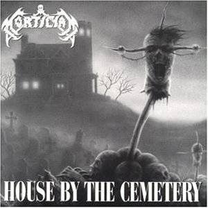 Mortician: House By The Cemetery - Cover