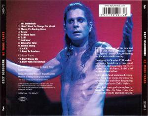 Ozzy Osbourne: No More Tears (CD) - Bild 3
