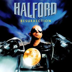 Halford: Resurrection - Cover