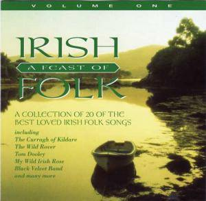 Cover - Ludlows, The: Feast Of Irish Folk, A