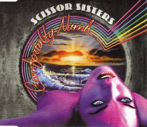 Scissor Sisters: Comfortably Numb - Cover