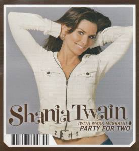 Shania Twain: Party For Two - Cover
