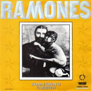 Ramones: Somebody Put Something In My Drink - Cover